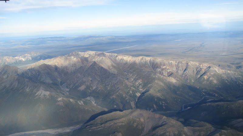 На Аляску в первый раз