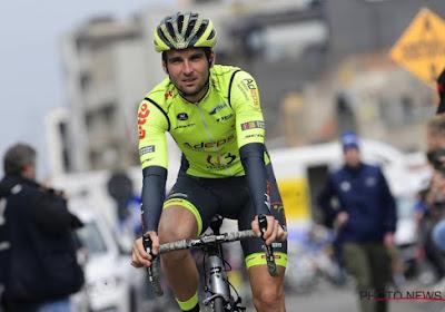 Baptiste Planckaert heeft geen klassementsambities in Baloise Belgium Tour