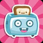Toaster Swipe icon