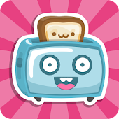 Toaster Swipe:Fun Jumping Game