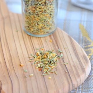 Best Ever Rosemary Garlic Rub