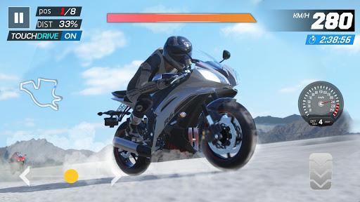 Crazy Racing Moto 3D cheat screenshots 1