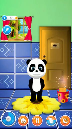 My Talking Panda - Virtual Pet Game 1.2.5 screenshots 2