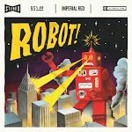 Stereo Robot Imperial Red