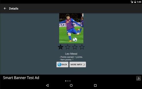 Sports Quiz!- screenshot thumbnail