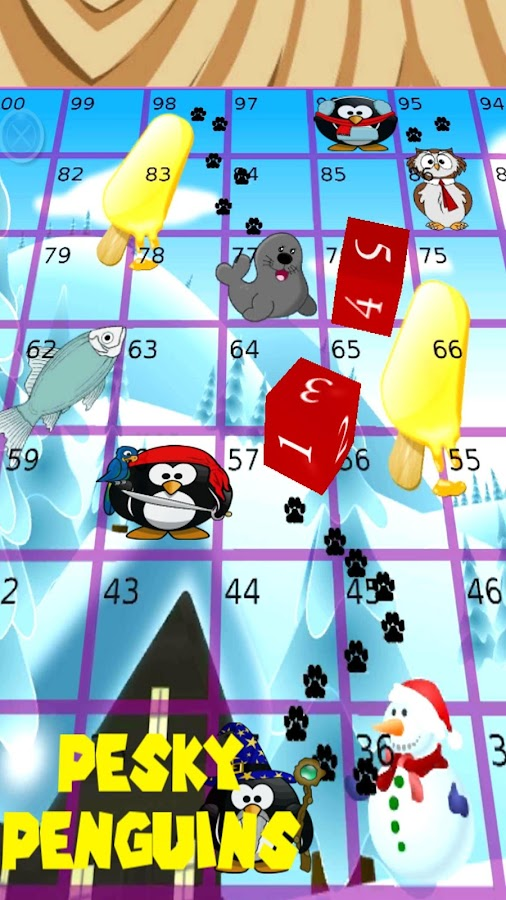 how to play knockout penguins