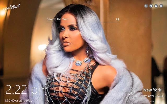Karol G HD Wallpapers Music New Tab Theme