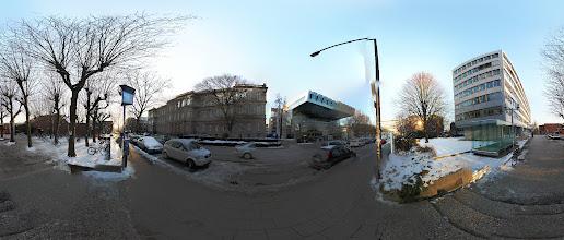 Photo: Hauptgebäude RWTH, Aachen, Germany (broken file)