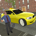 Rushed Taxi Driver: City 2016 icon