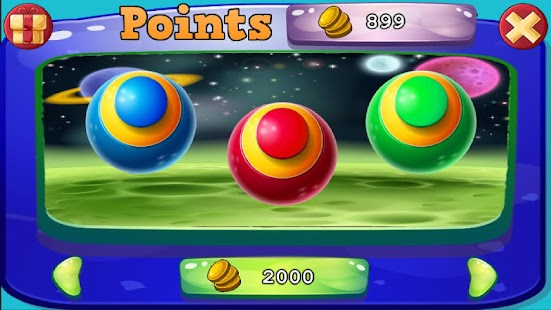 Bubble Ball Screenshot