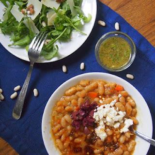 Simple White Bean Soup