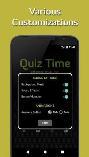 Quiz Time 2020: Ultimate Trivia [Free & Offline] 3.7.1 screenshots 5