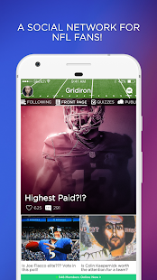 Gridiron Amino for NFL and Football Fans - náhled