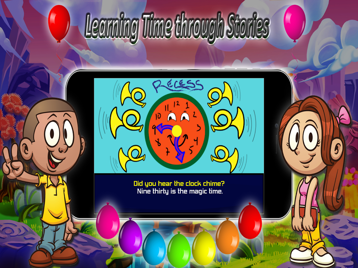 STEM Storiez - Magic Time- screenshot