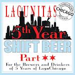 Lagunitas 5th Year Shift Beer Part 2