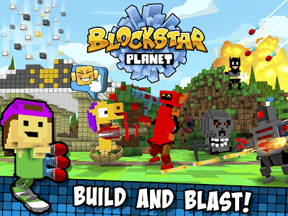 BlockStarPlanet- screenshot thumbnail