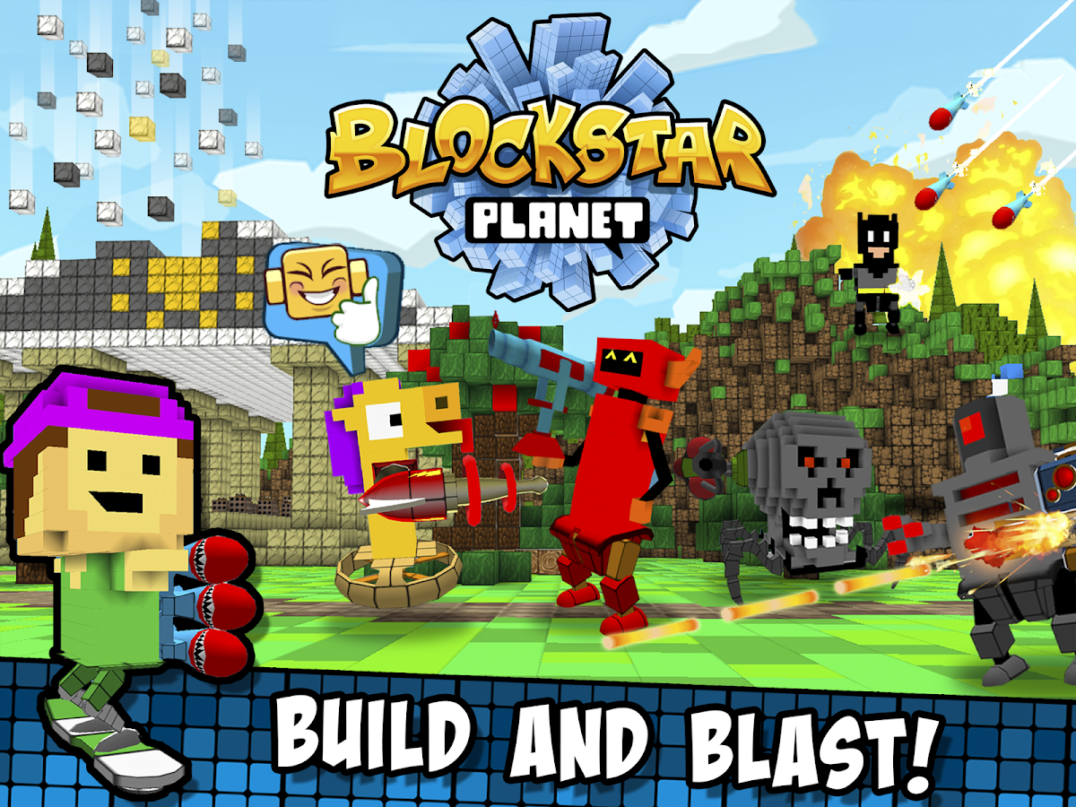 BlockStarPlanet- screenshot