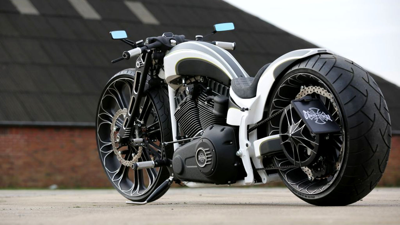 Harley Davidson Screamin Eagle TB-R by Thunderbike