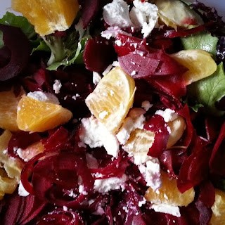 Orange, Beet and Goat Cheese Salad Recipe