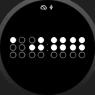 Braille Watchface (Unreleased)- screenshot thumbnail