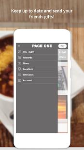 Page One Cafe - náhled