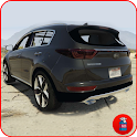 Sportage: Extreme Offroad Hilly Roads Drive icon