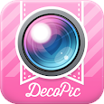 DECOPIC,Kawaii PhotoEditingApp apk