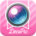 DECOPIC,Kawaii PhotoEditingApp icon