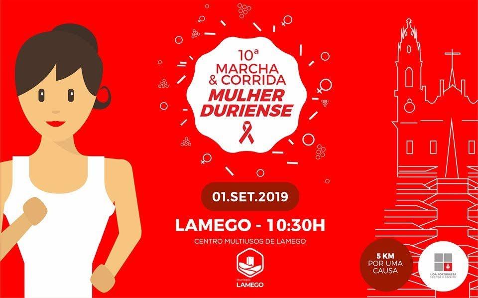 Marcha e Corrida a favor da Liga Portuguesa Contra o Cancro