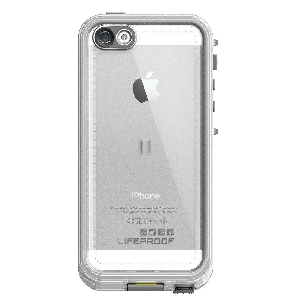 Original Lifeproof NUUD Case For Iphone 5 Iphone 5S / SE