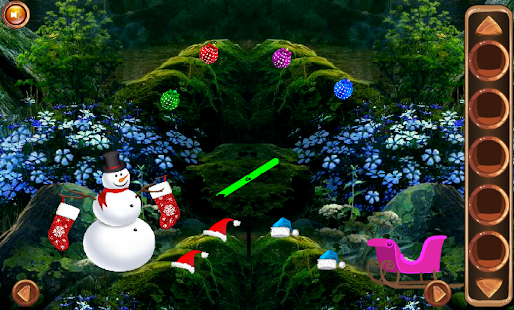 Christmas Penguin Escape - náhled
