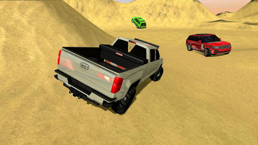 Grand Off-Road Cruiser 4x4 Desert Racing android2mod screenshots 4