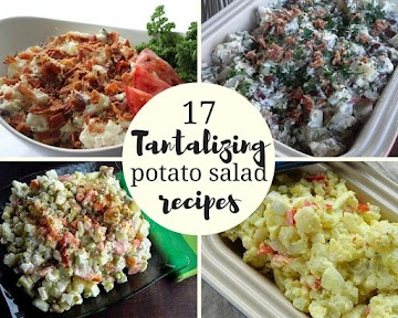 17 Tantalizing Potato Salad Recipes