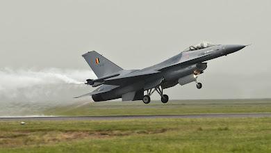 Photo: F-16 (Belgia)