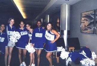 Photo: Cheerleaders