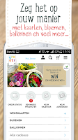 Screenshot of Greetz kaarten en cadeaus