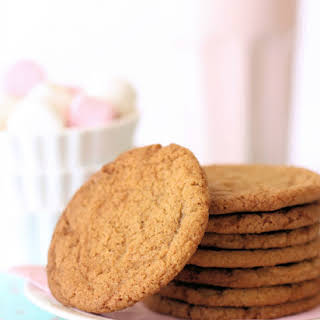 Brown Sugar and Cinnamon Cookies.