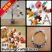 DIY Button Craft Ideas