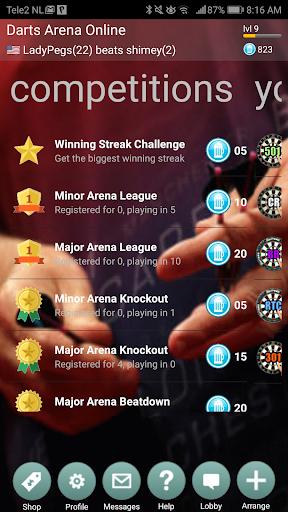 Darts Arena Online 91.0 screenshots 3