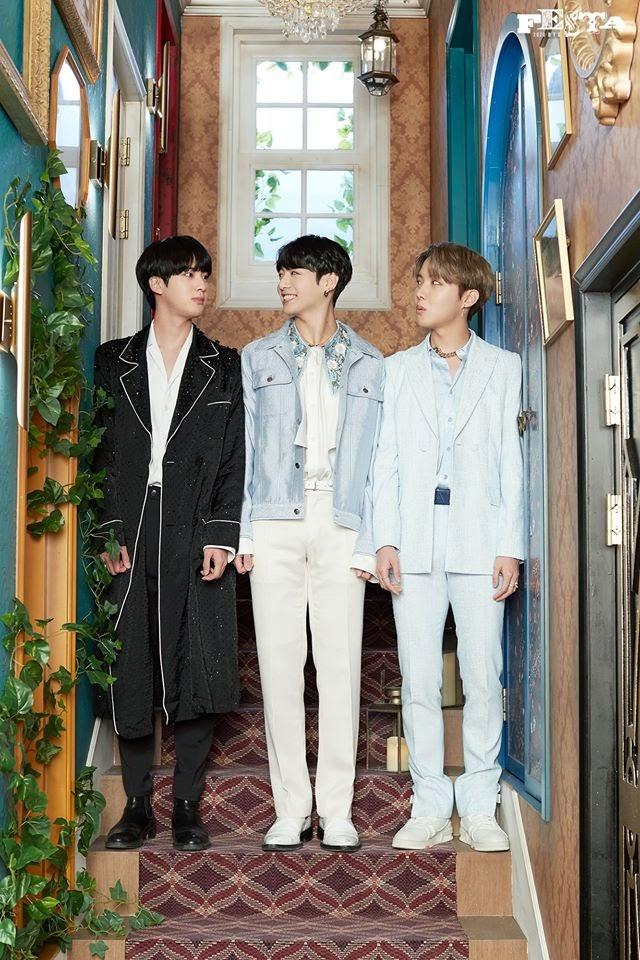 BTS 2020 Festa of Jhope, Jin and Jungkook