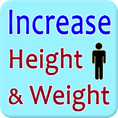Increase Height and Weight