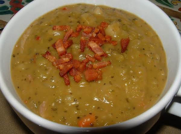 Spring Hill Ranch's Pea And Smoked Turkey Soup