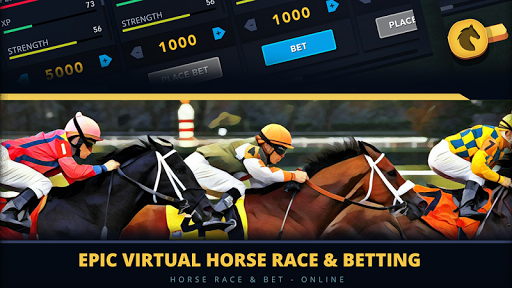 Horse Racing & Betting Game (Premium) game for Android screenshot