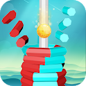 Stack Block Crusher: Puzzle Game icon