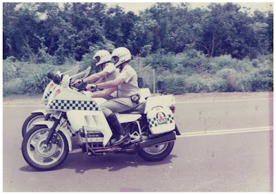 Motorcycles - NT Police Museum