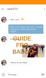 Chat for Badoo Guide screenshot 0