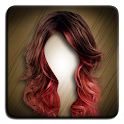 Ombre Hair Salon Camera Pro icon