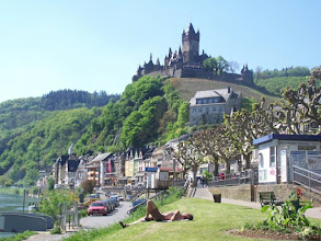 Photo: Ein Frühlingstag in Cochem