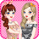 Best Friends Dress Up Game (game)