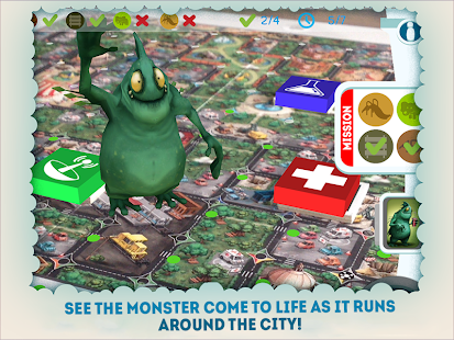 Roar! AR Boardgame hybrid game- screenshot thumbnail